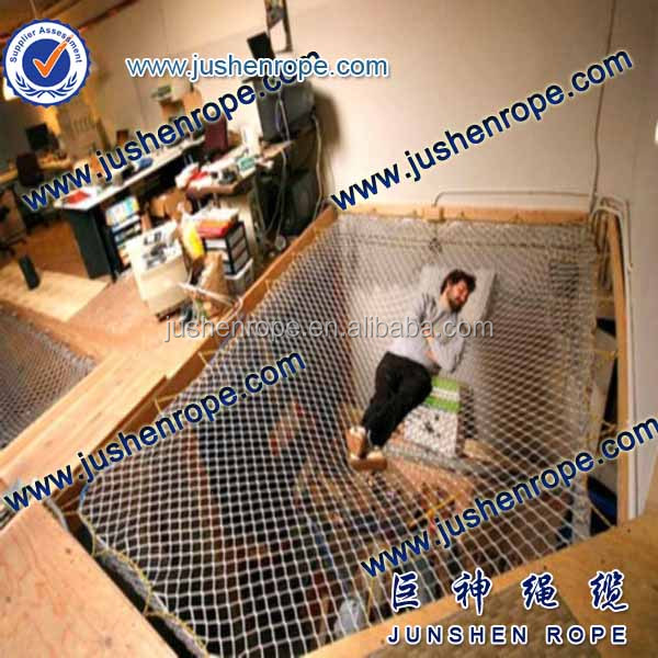 High Quality Cheap Nylon Rope Nets ,stair Safety Netting For Children