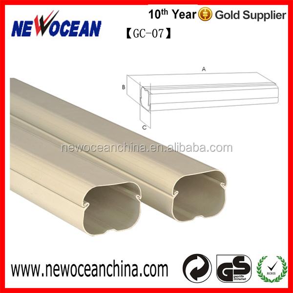 newocean straight air conditioner pipe ac slim cover item gc07 - Air Conditioner Covers