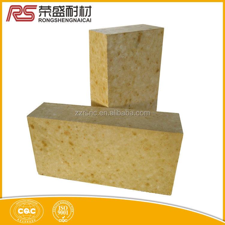 High Alumina Sk34 Sk36 Sk38 Standard Refractory Fire Brick