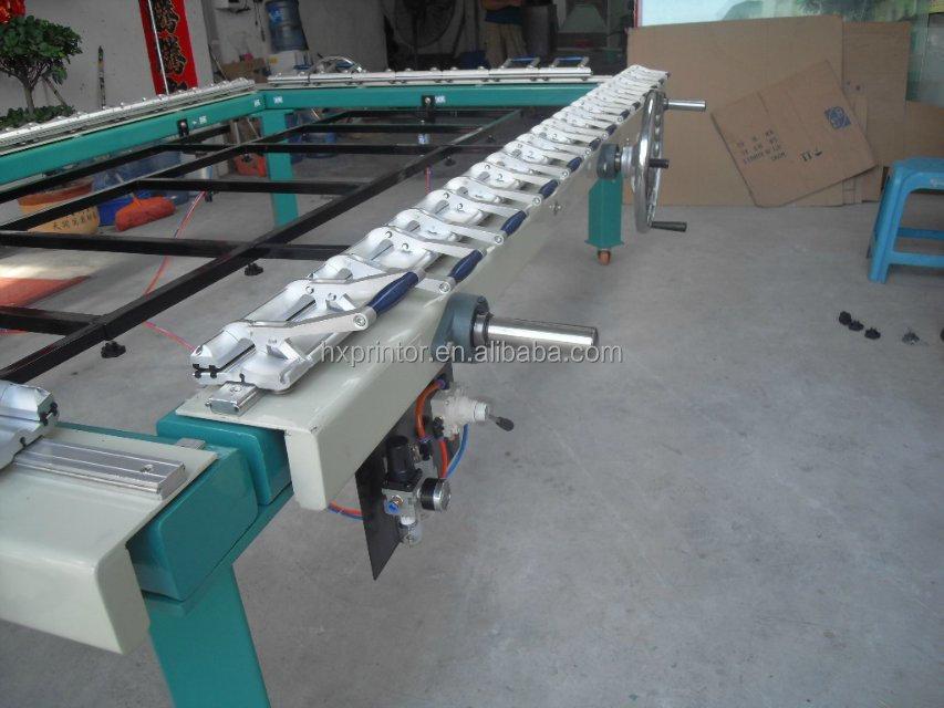 Hm-lw1215 Fabrik-versorgungsmaterial Mesh Reckmaschine Für Aluminium ...