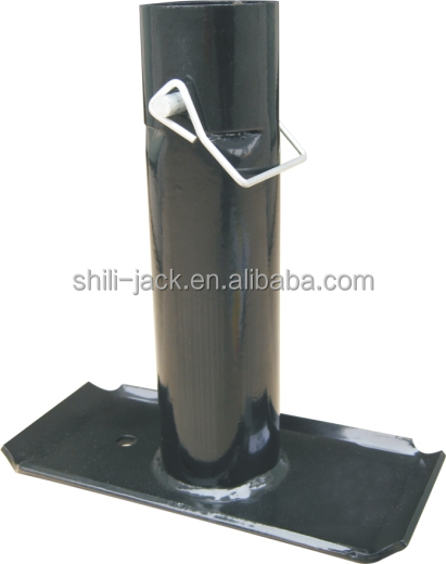 ST-130C 10000LBS base for trailer jack, trailer parts