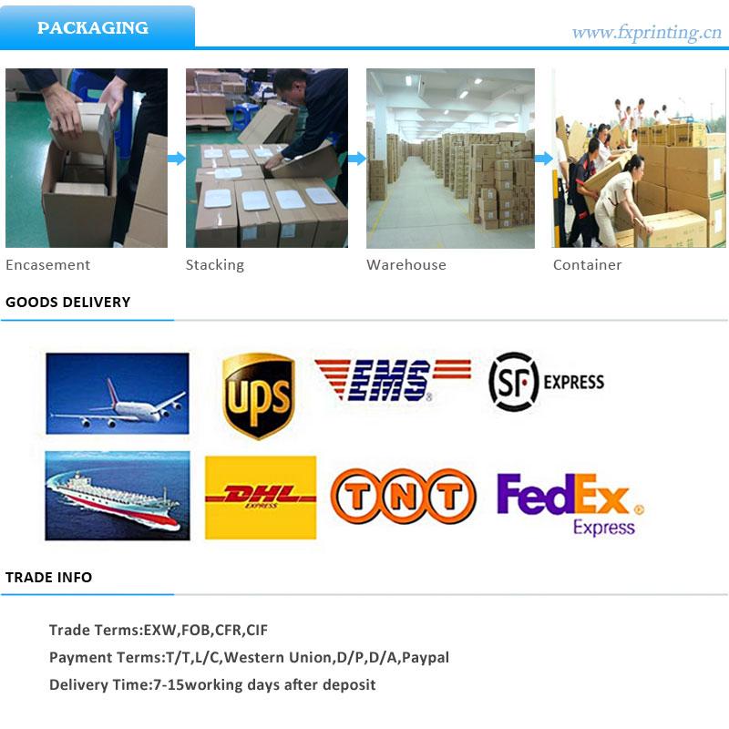 China Manufacturer Custom Printing 157g C2s Art Paper Brochure ...