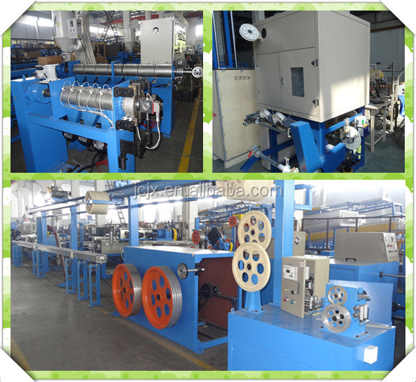 JCJXJ-70 Lan Cable And Electrical Cable sheathing Extruder Making ...