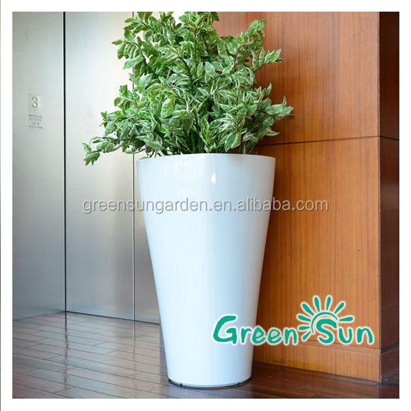 vase grande taille Grande Taille vases décoratifs, pot de fleurs en plein air grands grands  planteurs Vase
