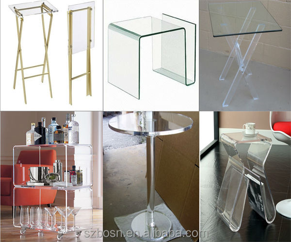 Acrylic table dining table/acrylic dinning table for sale with good quality