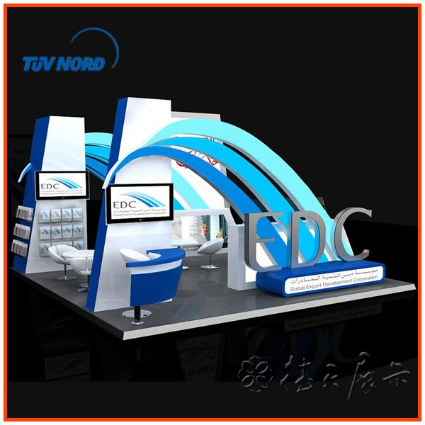 Exhibition Stall For Rent : Wood and aluminium exhibition stall stands design exhibit fair stand