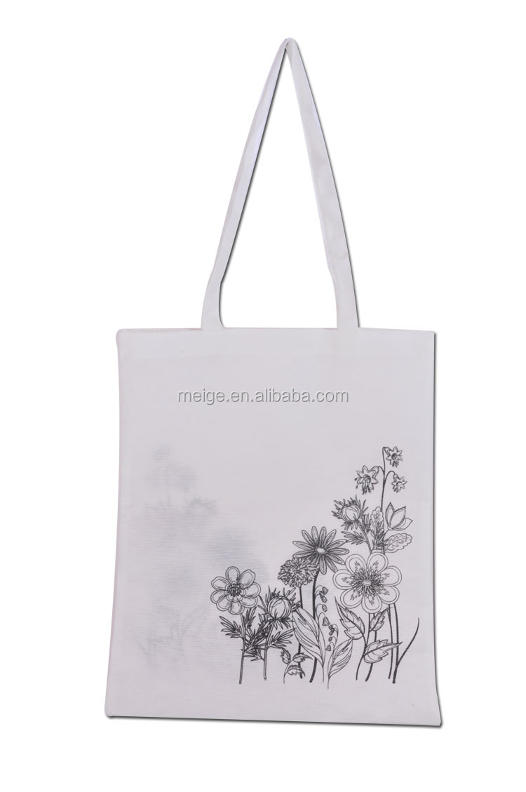 Bsci Audit Factory Canvas Tote Bags