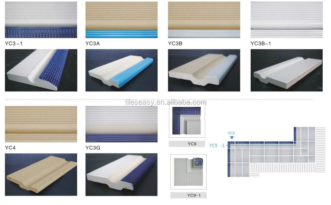Fina Standard Tiles For Swimming Pool 240 115mm Buy Fina