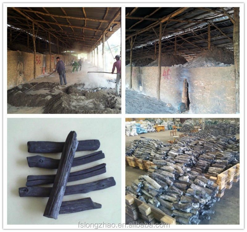The Best Japanese Binchotan Charcoal from Laos Factory