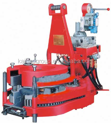 Power Tong Jaws: Oil And Gas Equipment Hydraulic Power Tong /tubing Tongs