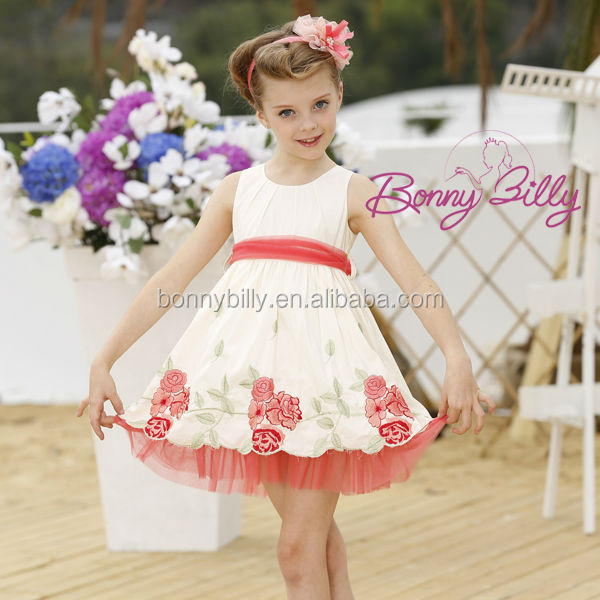 school girls without dress  simple embroidered flower cotton kids clothes. School Girls Without Dress Simple Embroidered Flower Cotton Kids