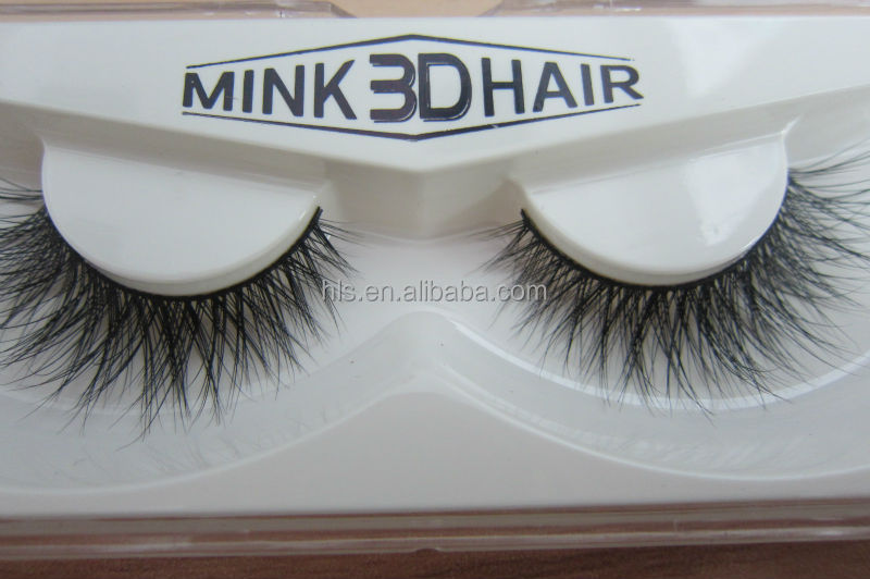 100% Hand-made Thin Weft 3d Mink Fur Lashes Wholesale - Buy 3d ...