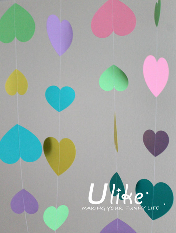Popular Diy Birthday Banner Party Banner Paper Bunting Cheap