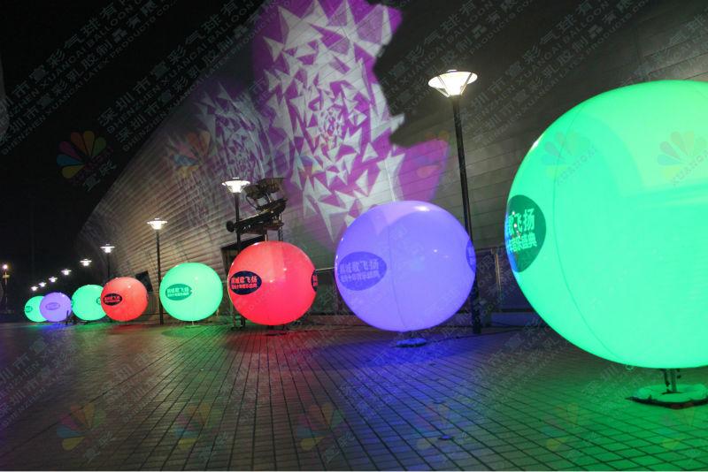 China Outdoor Giant Christmas Decor Led Ground Style Lighting ...