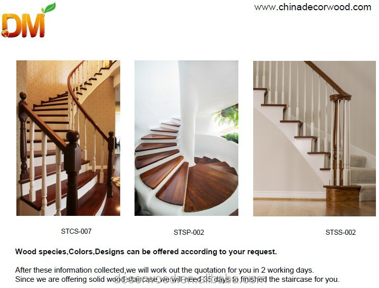 Interieur trap ontwerp op maat gemaakte houten wenteltrap buy product on - Interieur houten trap ...