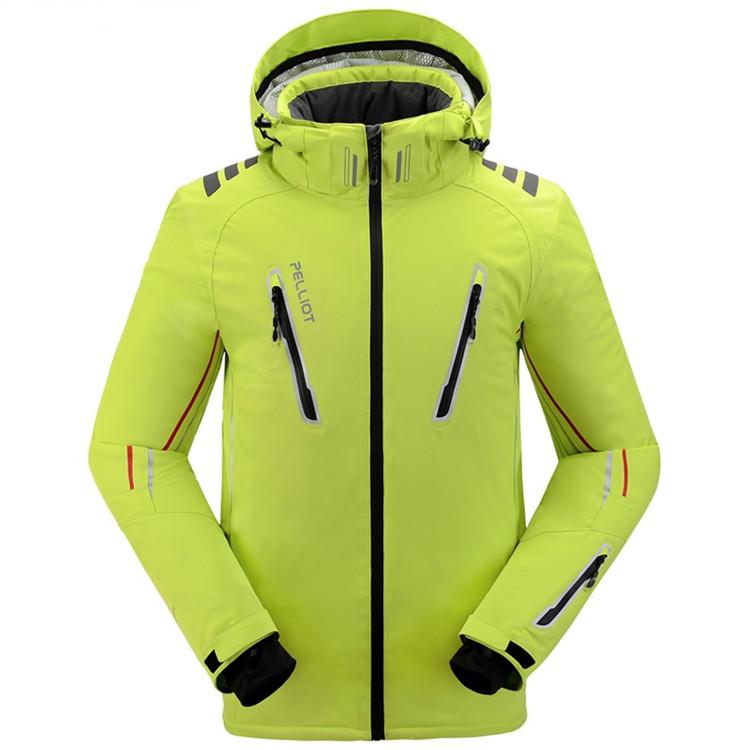 10000mm Nylon Waterproof Heated Ski Jacket - Buy Heated Ski Jacket ... dfa8857f0