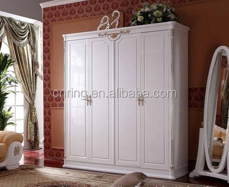 Houten Accessoires Slaapkamer : Luxe slaapkamer kast houten kasten kast met garderobe accessoires