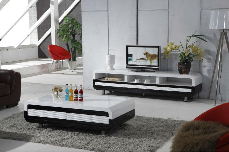 Kosova Black And White Wooden Design Corner Tv Table Buy Design