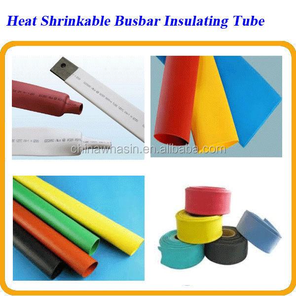 Φ180mm 2:1 Black Heat Shrink Tubing Sleeving Cable 1KV Electrical Tube x 1 M