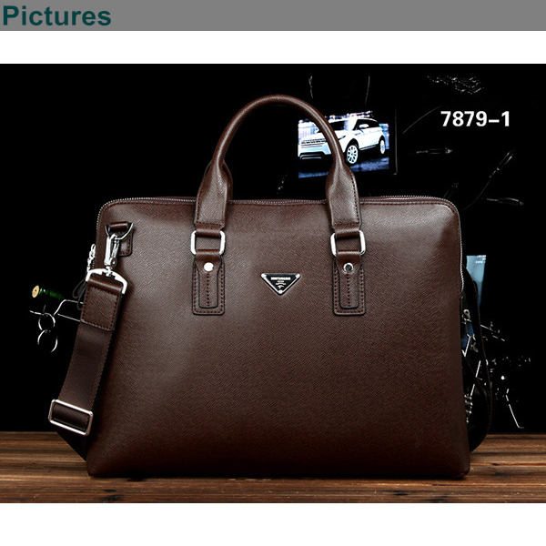 Hot Business Cow Leather Laptop Bags For Men 15.6 Inch