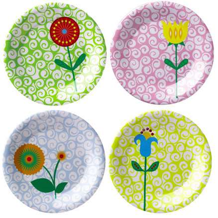 Colorful Wholesale Kids Melamine Dinner Plates Buy