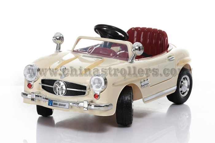 vintage car hot selling baby ride on car custom kids toy ride on cars