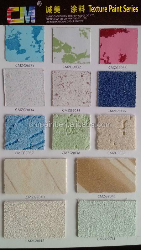 CMZS 44 Acrylic Washable Stone Texture Granite Finish Exterior Wall Paint