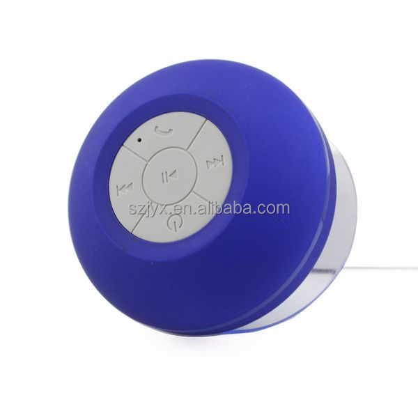 Wireless Microphone Mini Speaker Wireless Speaker Waterproof Wireless Speaker For Summer With Led Light