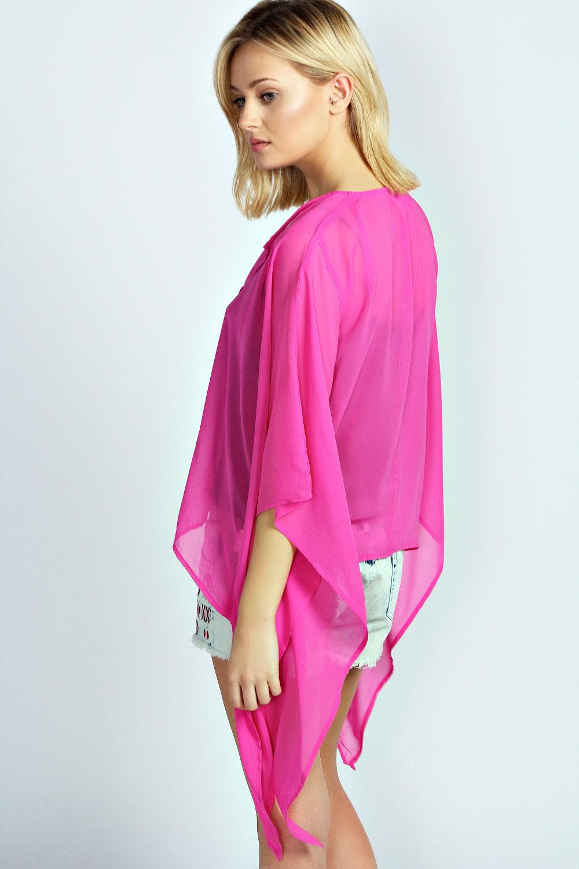 India Sheer Kimono Casual Jacket/women Casual Jacket/clothing ...