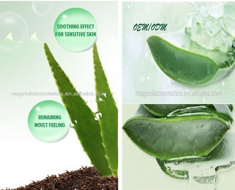 Skin Care Set-Aloe Vera after Sun Soothing Cream & Collagen Facial Mist & Collagen Emulsion