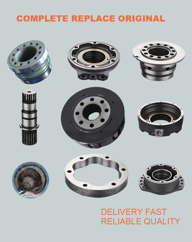 Poclain radial piston hydraulic motor poclain ms11 Radial piston hydraulic motor