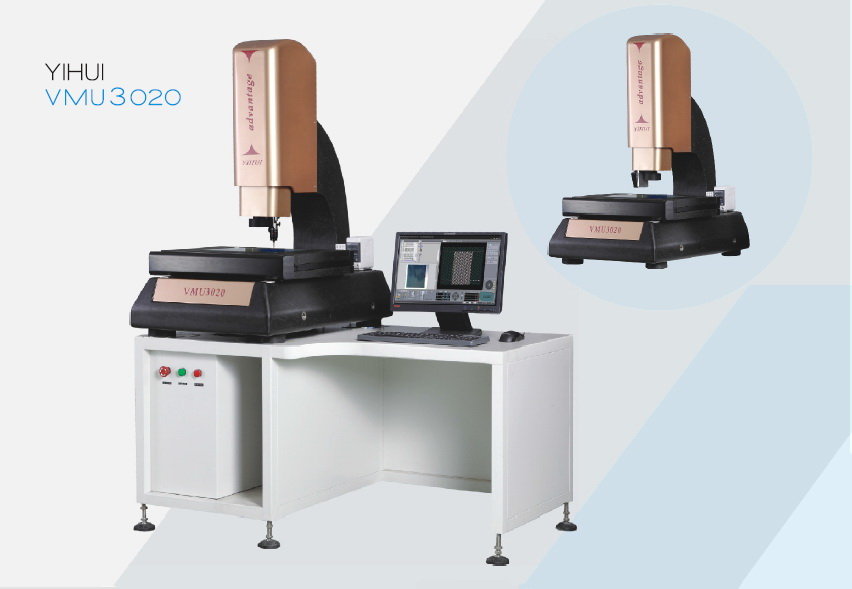 Optical Vision Measuring  Equipment For Turning Parts