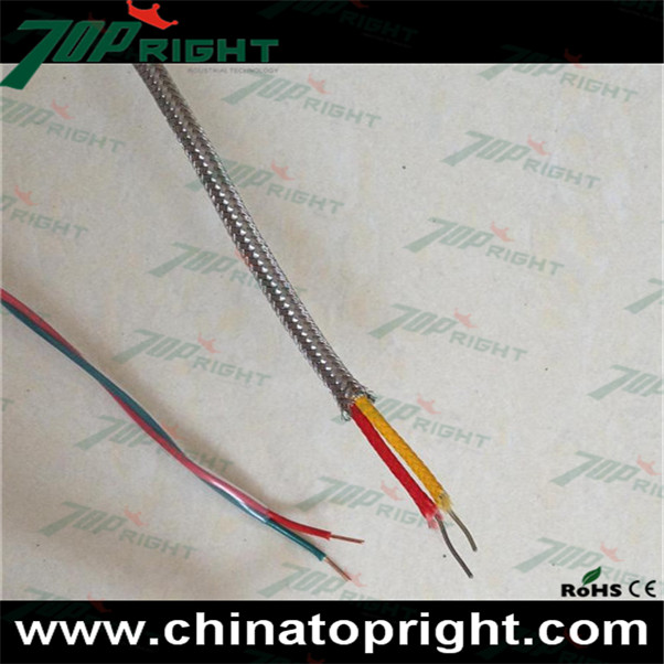 Red And Yellow Thermocouple Wire : Red yellow type k thermocouple wire buy