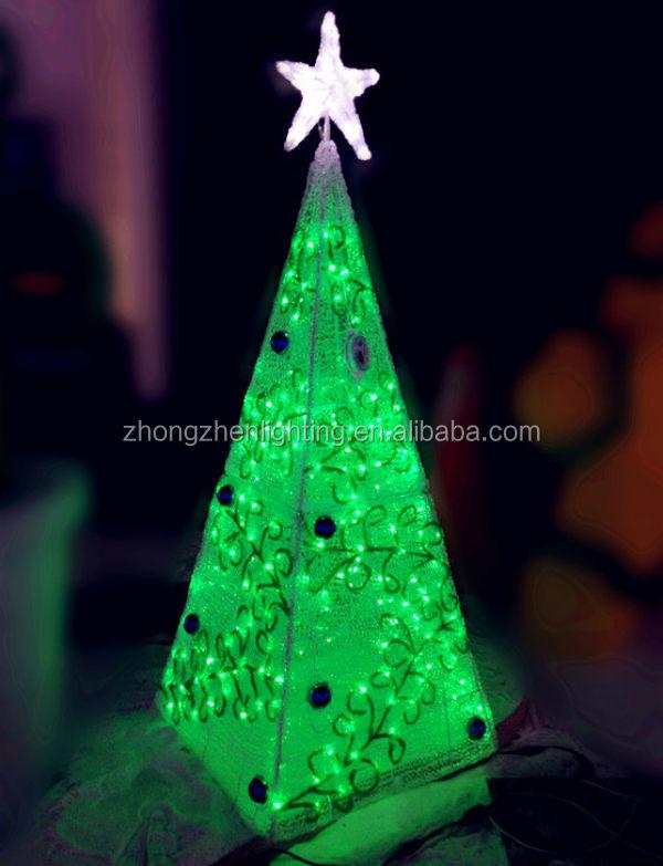 Light Up Christmas Tree