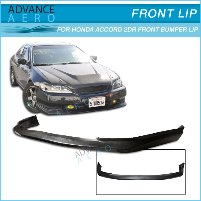 For 1998 1999 2000 Honda Accord 2 Door Coupe Sport Style Body Kits