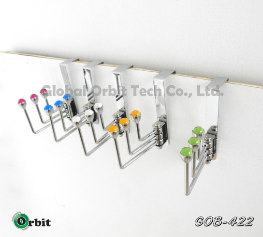 hot selling short hook hanger wall metal clothes hanger hook - Clothes Wall Hanger