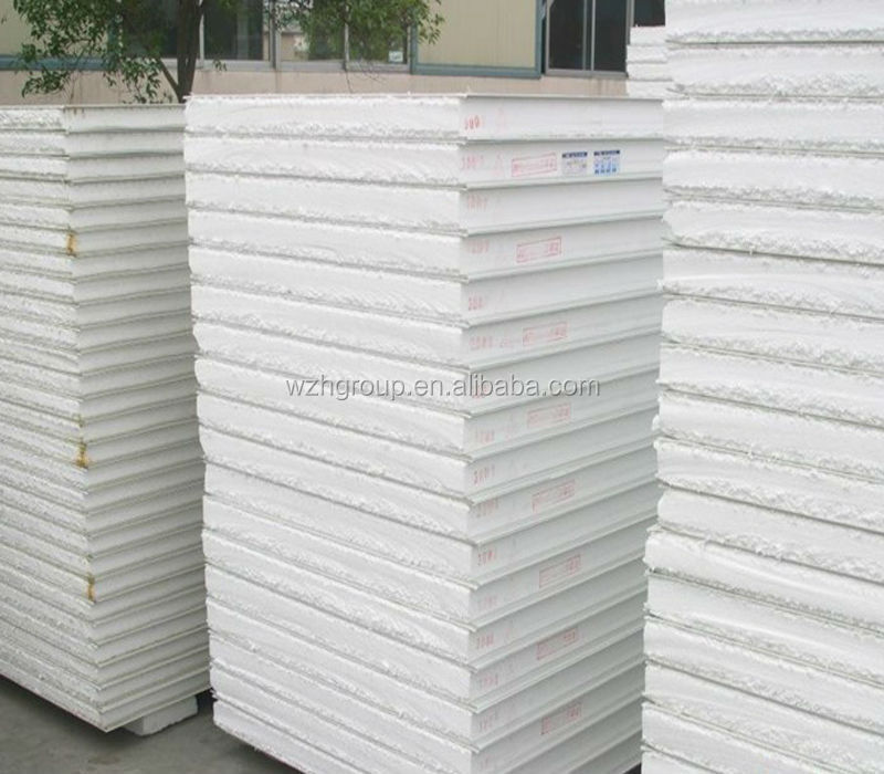 Styrofoam Wall Panels : Styrofoam eps clean cool room wall cladding flat white