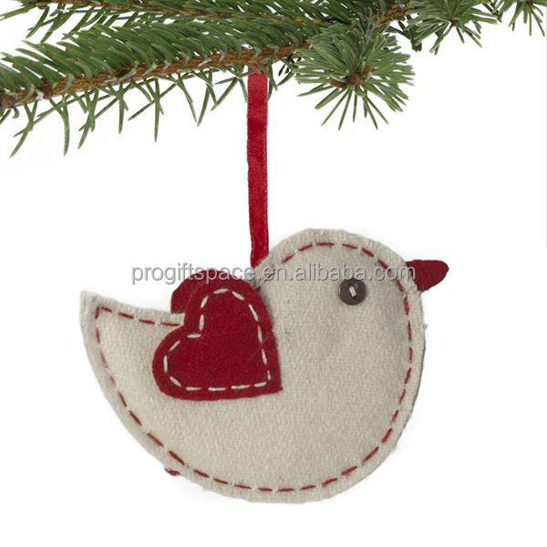 2017 hot new design best china handmade gift crafts for Decoration de noel a fabriquer en tissu