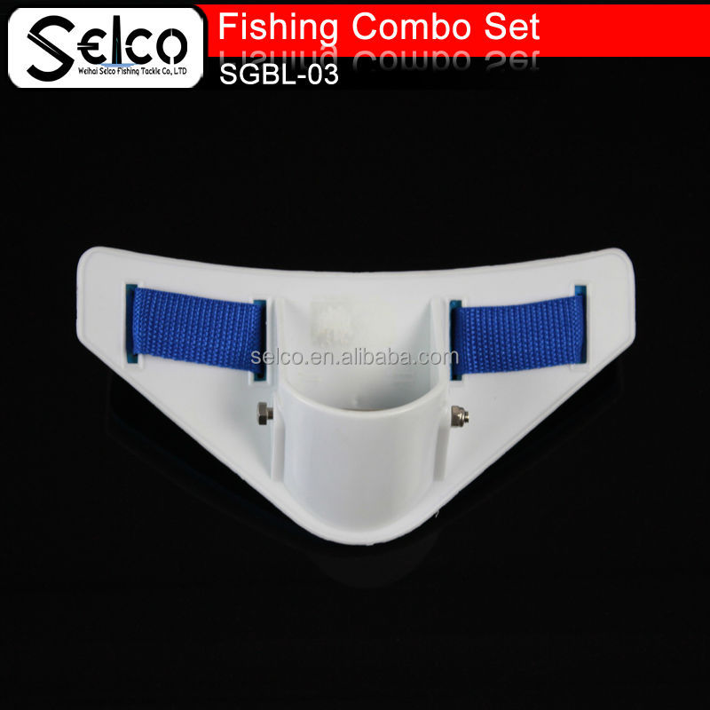SELCO Sea Fishing Gimbal Fishing Belt