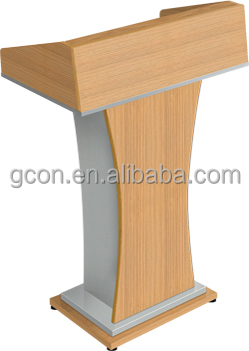 wooden rostrum platform stand pulpit for podium church buy