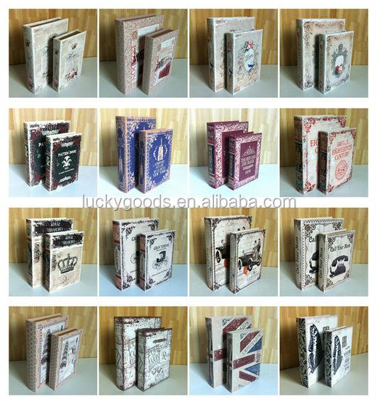 Decorative Fake Book Boxes Amazing Marilyn Decorative Fake Wood Book Storage Box  Buy Wood Book 2018