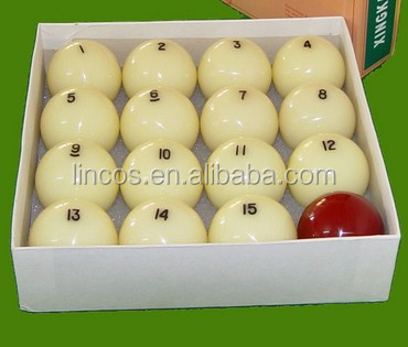 57mm Magnetic Billiard/pool White/cue Ball