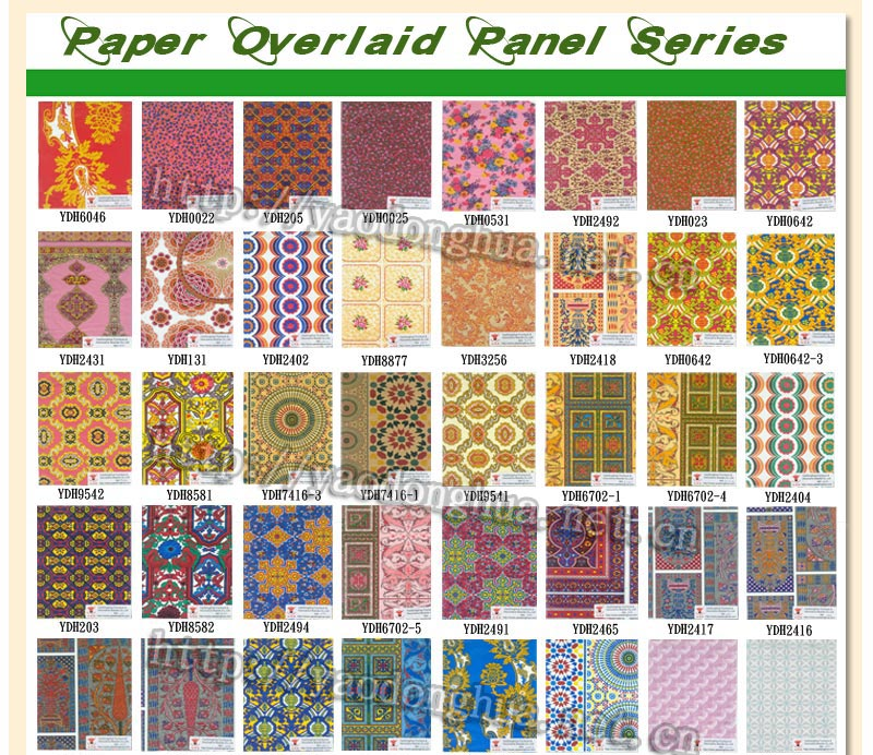 decorating furniture with paper. decorating paper overlaid mdf board for interior wall panels furniture with c