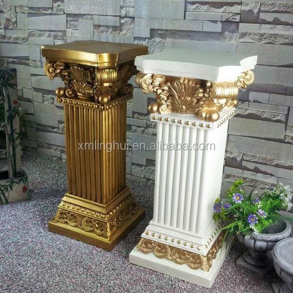 Corinthian Cake Pillars
