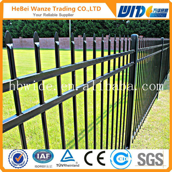 High quality ornamental double loop wire fence