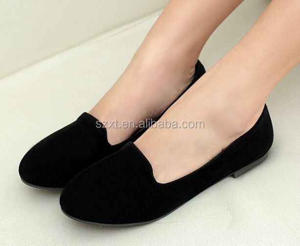Hot Sales Women China Stylish Shoes Casual Ladies Flat Shoes ...