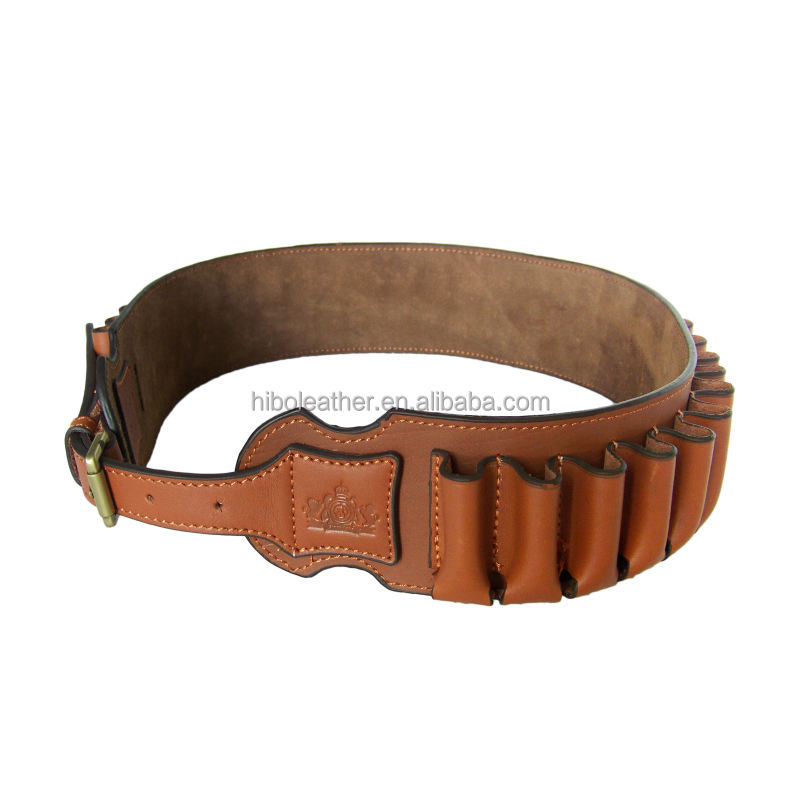 Leather Man Ltd Shot and Shell Belt