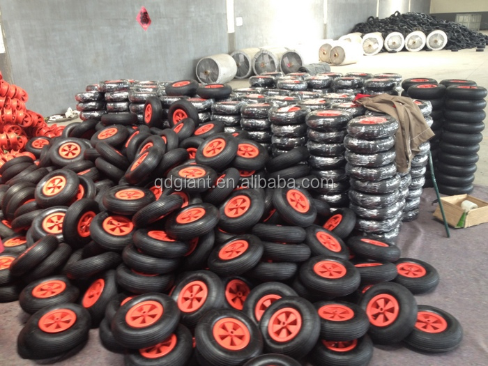 rubber tire and trolley tyre 3.50-7