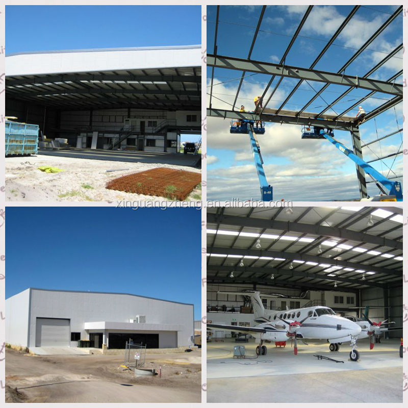 China XGZ Light Prefabricated Design Structural Steel Frame Warehouse design and fabrication projects