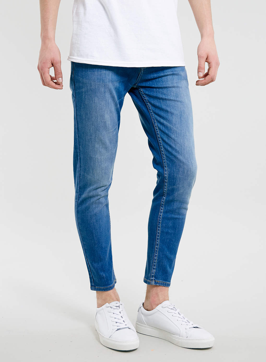Find mens cropped jeans at ShopStyle. Shop the latest collection of mens cropped jeans from the most popular stores - all in one place.